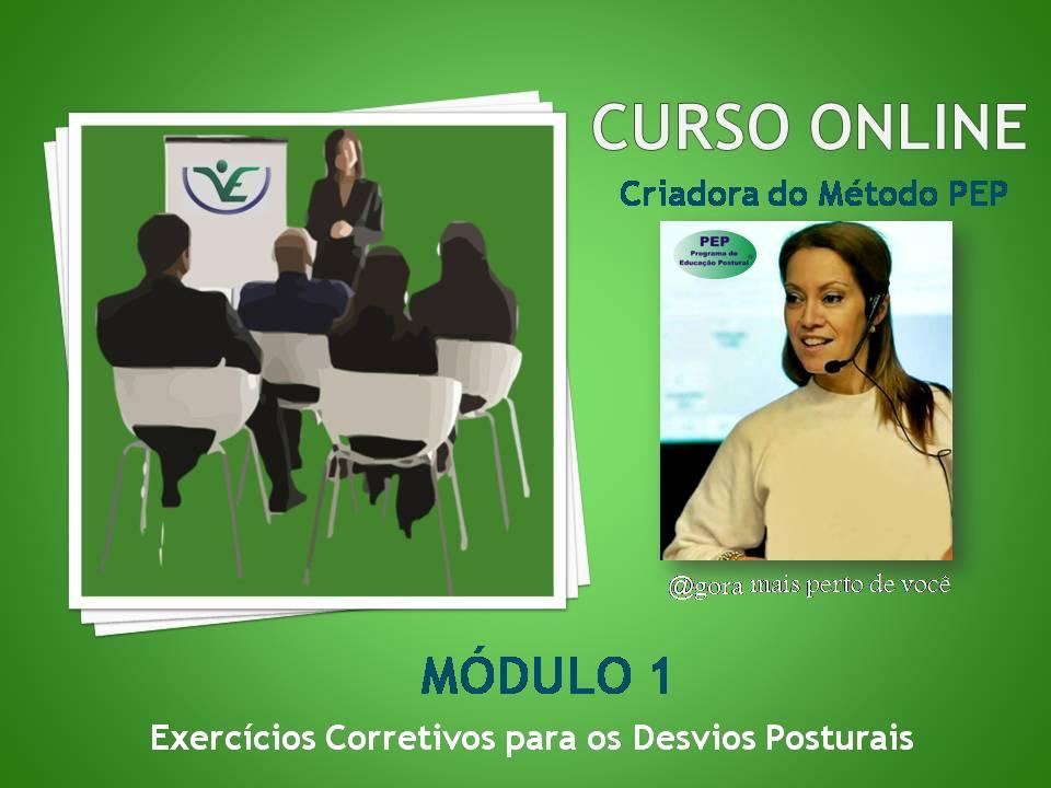 Módulo I -Exercícios Corretivos para os Desvios Posturais