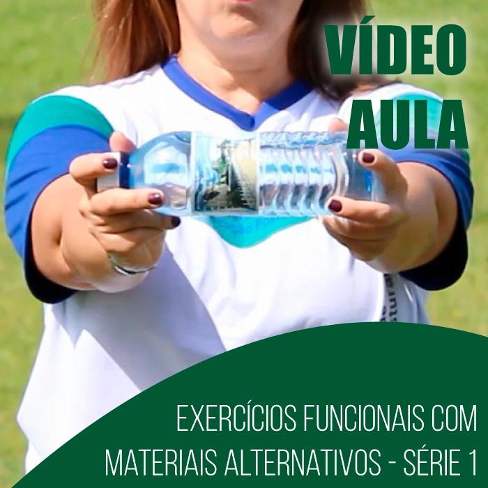 Exercícios Funcionais Materiais Alternativos-S1
