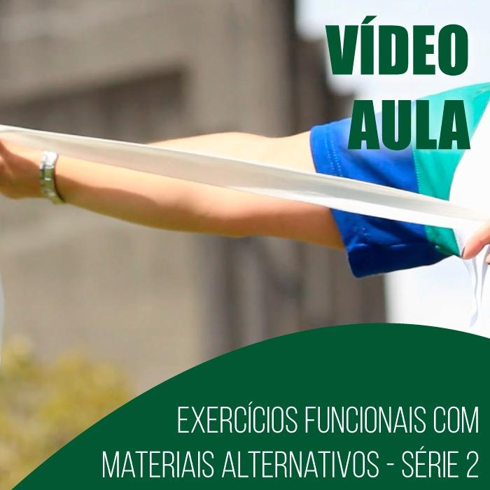 Exercícios Funcionais Materiais Alternativos-S2